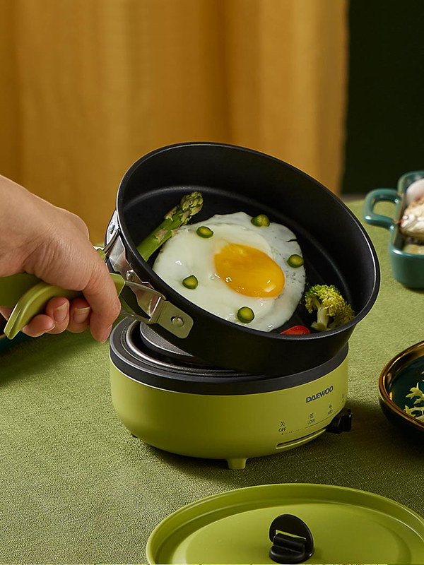 Electric cooking pot HG1